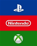 Xbox Playstation Nintendo