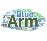 Arm Blue Sazman